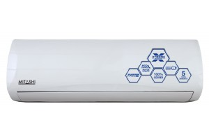 Mitashi 1.0 Ton 3 Star Inverter AC MiSAC103INvXHD with 5 years warranty