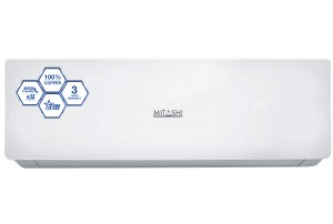 Mitashi 1.0 Ton 3 Star Split AC MiSAC103v35 with 3 Years Warranty