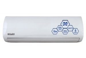 Mitashi 1.0 Ton 3 Star Split AC MiSAC103vXHD with 5 years warranty