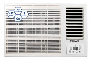 Mitashi 1.5 Ton 5 Star Window AC MiWAC155v35