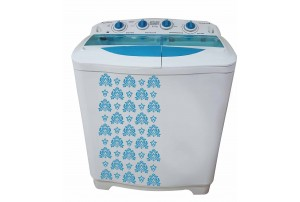 Mitashi 8.0 Kg Semi-Automatic Top Loaded Washing Machine- MiSAWM80v10 with 5 Years Warranty