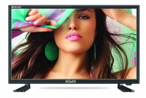 Mitashi 59.94 (24)  HD Ready LED TV MiDE024v16