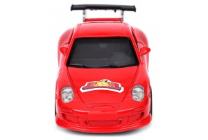 Mitashi Dash 1:32 Wonder Car with Pull Back Action-Red/Orange