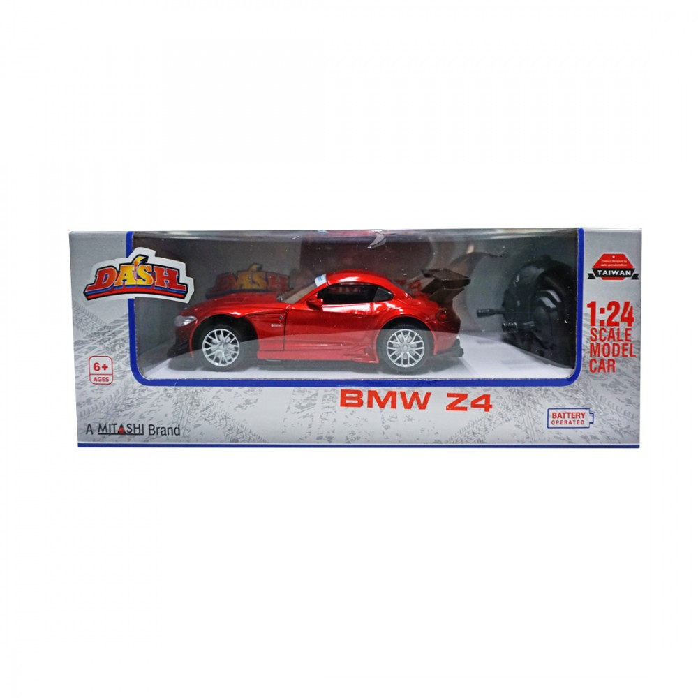 Miatshi Dash 1 24 R C Bmw Z4 Battery Operated Car