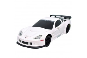 Miatshi Dash 1:24 R/C Operated Chevrolet Battery Corvette Car