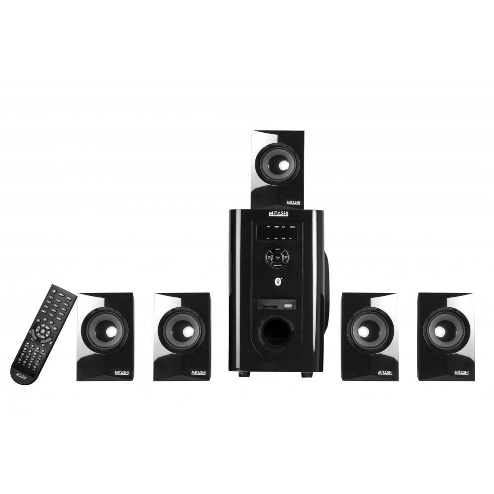 Mitashi 5 1 Speaker System with Bluetooth (HT 106BT)