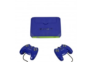 Mitashi Game In Junior NX Gaming Console-Blue & Lime