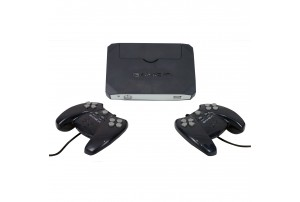 Mitashi Game In Junior NX Gaming Console-Black & Grey