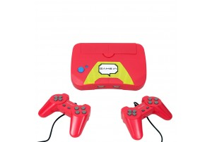 Mitashi Game In Champ Gaming Console-Red