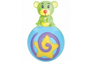 Mitashi Sky Kidz Roly-Poly Musical Ball Bear