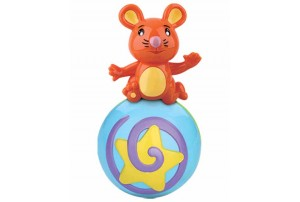 Mitashi Sky Kidz Roly-Poly Musical Ball Mouse