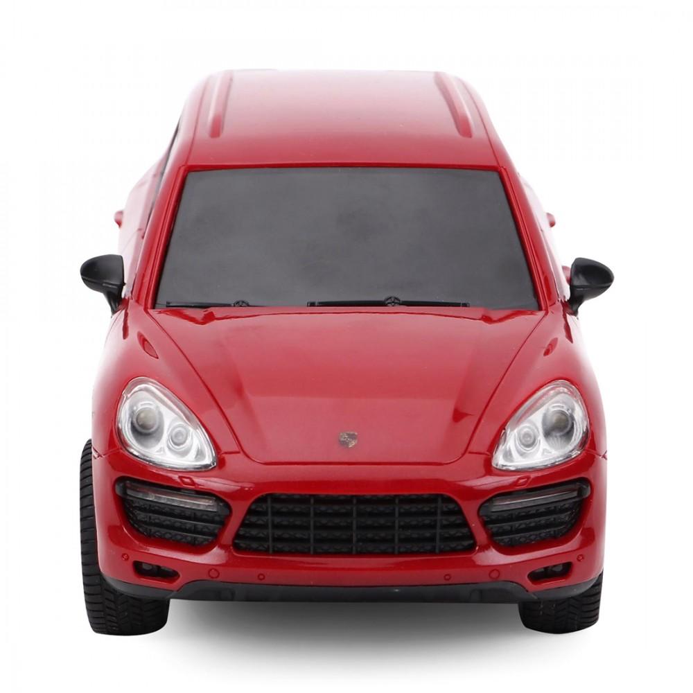 Porsche Cayenne Turbo Remote Control Car   Red