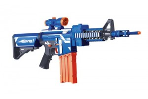 Mitashi Bang Falcon Toy Gun