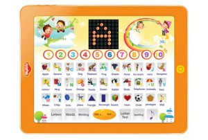 Mitashi SkyKidz Kiddy Tab Learning Toy
