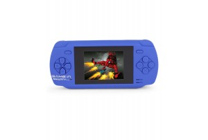 Mitashi GameIn Smarty V.01 Handheld Gaming Console-Blue