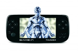 Mitashi GameIn Thunder Android Handheld Gaming Console