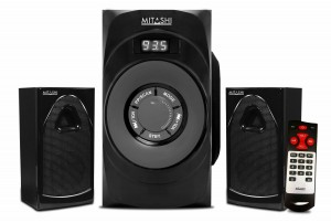 Mitashi 2.1 Subwoofer System with Bluetooth HT 2650 BT