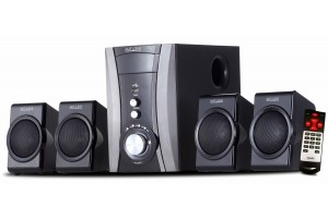 Mitashi 4.1 Ch 4500 Watts PMPO Home Theater System With Bluetooth - HT 4440 BT