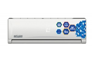 Mitashi 1.0 Ton 5 Star Split AC MiSAC105v10 with 5 years warranty
