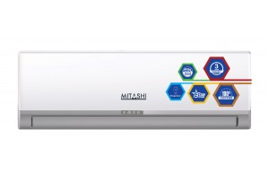 Mitashi 1.0 Ton 3 Star Split AC MiSAC103v12 with 3 years warranty