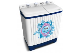 Mitashi 6.8 KG Semi Automatic Top Loaded washing machine- MiSAWM68v25 AJD With Air Jet Dryer and 5 Years Warranty