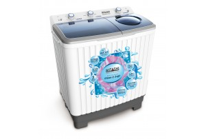 Mitashi 7.0 KG Semi Automatic Top Loaded washing machine- MiSAWM70v25 AJD With Air Jet Dryer and 2 Years Warranty