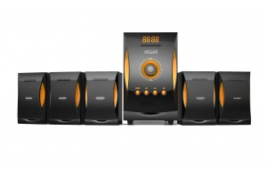 Mitashi 5000 Watts PMPO 5.1 Home Theatre system With Bluetooth HT 5285 BT