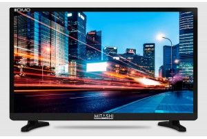 Mitashi 59.94 cms (24) HD Ready LED TV MiDE024v11