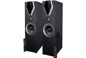 Mitashi 2.0 Ch. TWR 8480 BT 6000 Watts PMPO Tower Speaker With Bluetooth
