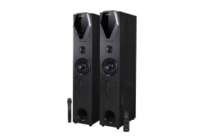 Mitashi 2.0 Ch. TWR 8499 BT 7500 Watts PMPO Tower Speaker With Bluetooth