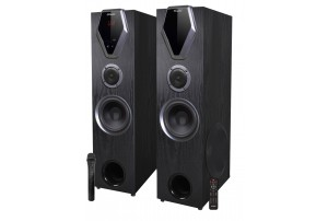 Mitashi 2.0 Ch. TWR 8699 BT 8000 Watts PMPO Tower Speaker With Bluetooth