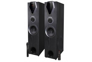 Mitashi 2.0 Ch. TWR 9699 BT 15000 Watts PMPO Tower Speaker With Bluetooth