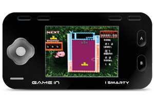 Mitashi GameIn I Smarty Handheld Gaming Console