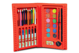 Mitashi Sky Kidz Junior Art set - 24pcs