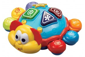 Mitashi SkyKidz Bubbly Beetle Learning Toy