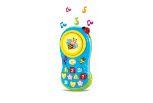 Mitashi Sky Kidz Chatter Phone Musical Toy
