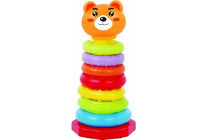 Mitashi Skykids Cup and Ring Stack Party