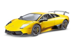 Mitashi Dash 1:24 R/C Lamborghini Gallardo Battery Operated Car- DS043