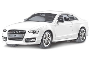 Mitashi Dash 1:24 Battery Operated R/C Audi S5 Car- DS 049