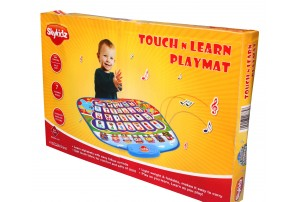 Mitashi SkyKidz Touch & Learn Play Mat