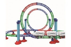 Mitashi Dash Roller Coaster Bullet Train - Large
