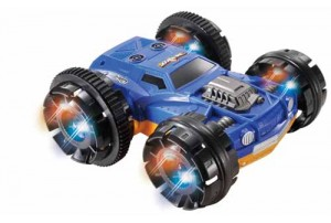 Mitashi Dash Rechargeable R/C 2 Sided Car