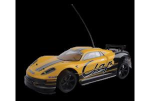 MItashi Dash Rechargeable R/C The Deadly Yellow Drifting Machine Car