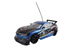 Mitashi Dash Rechargeable R/C The Super Cool Blue & Black Drifter Car