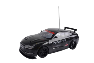 Mitashi Dash Rechargeable R/C The Stealth Black Drifter Car