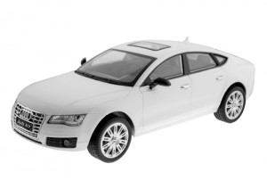 Mitashi Dash 1:16 Rechargeable R/C Audi A7 Car