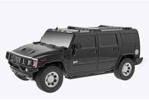Mitashi Dash 1:12 Rechargeable R/C Hummer Car