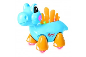 Mitashi Sky Kidz Jungle Rumble Dino Musical Toy-Blue