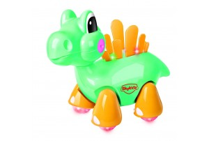 Mitashi Sky Kidz Jungle Rumble Dino Musical Toy-Green