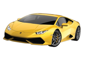 Mitashi Dash 1:12 RC Rechargeable R/C Lamborghini Huracan LP610-4 Car